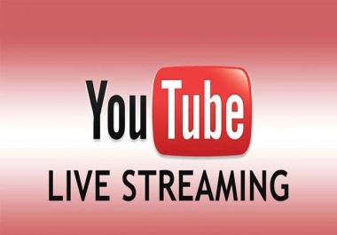 Need youtube livestream viewers for my stream