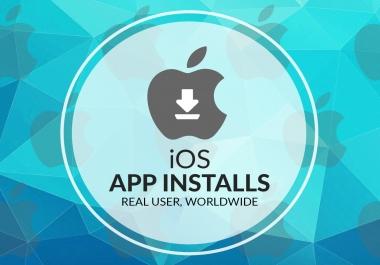 Need 700 iOS App Installs within 2 Days