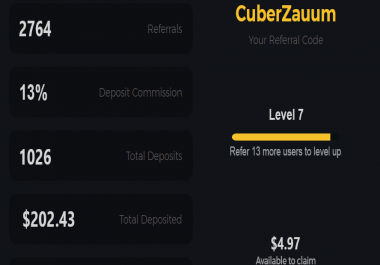 I would like to have more people using my CSGO code on betting sites
