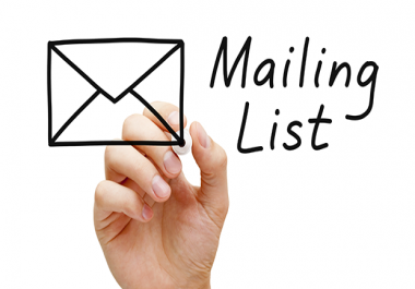 Email lists Betting/gambling