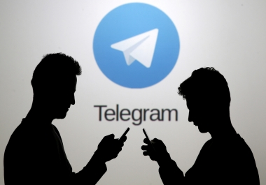1,000 Telegram Group Members