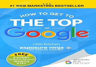 GET MY WEBSITE TO GOOGLE SEARCH RESULT NUMBER 1