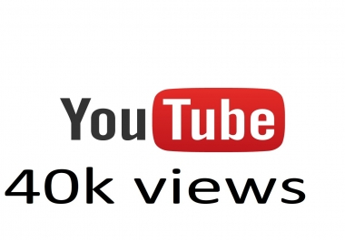I need 40,000 views in 3 days