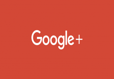Some Google plus ones