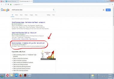Rank Website On Google. Co. In First Page Within Month with 04 keyword