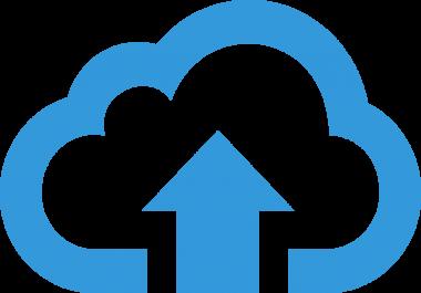 Upload Large GB Files Fast on Wordpress