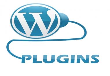wordpress plugin for