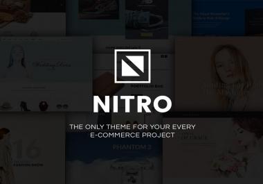 anyone have original nitro universal woocommerce theme latest update