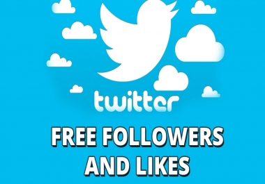 Need 80k USA Twitter Follo-wers