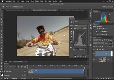 Photos editing Regular work