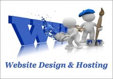 Create a simple WP/blogger website Urgently