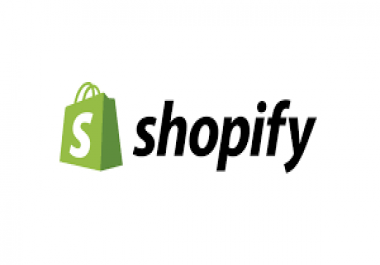 I want a shopify store