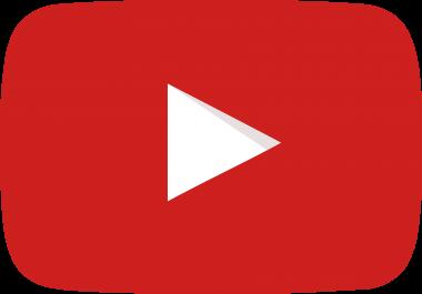 I Need 2000 + non-drop Youtube Subs