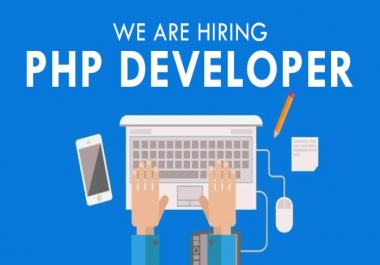 Php Developer and Editor