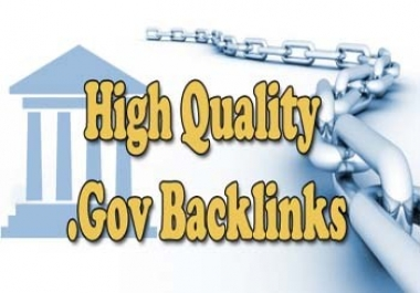 I need 2.000 high quality gov backlinks for my website