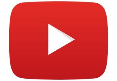 1500 Youtube Subscriber NO DROP
