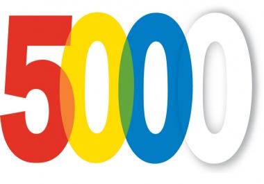 5000 youtube no drop