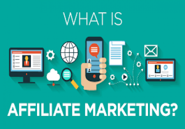 Get 50 commission by affiliating my services