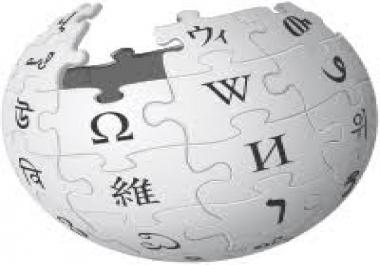 create wikipedia article