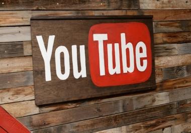 YouTube Service Needed