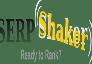 Build Me Serp Shaker sites