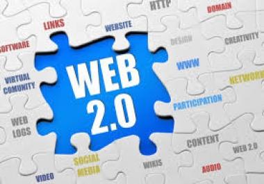 Web 2.0 Account Creation