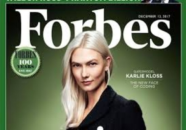 Need a Guest Post on Forbes