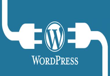 I need someone to create my own portfolio wordpress website