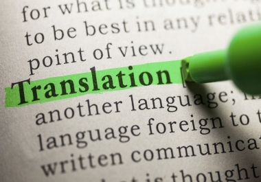 Native Translators for every language pairs are needed asap with lowest rates please apply.