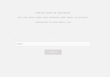 need 100 verified mail subscribers on a website