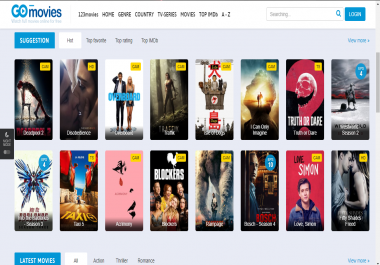 SEO for Movie Website