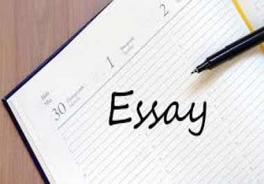 i provide you a best compelling english Essay for you 1000 words only in 5 for 5