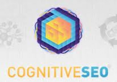 Cognitive SEO account login needed