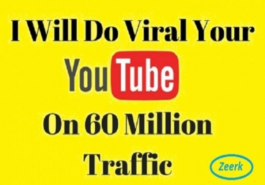 i need 5000 youtube non drop view real view