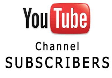 I need 1k Non-Drop Youtube Subscribers