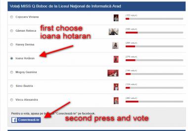 12 Votes app contest Fast 6-10 hours