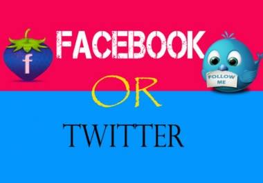 need 2500+Non drop Fb likes and Twiiter Followers