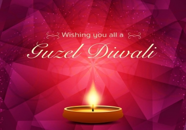 Urgent Animation work in Diwali Greetings requires