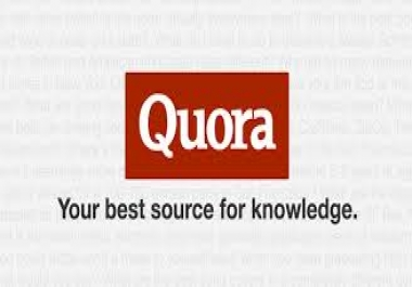 10 Quora answers and 10 Comments on selected Links Movie Niche
