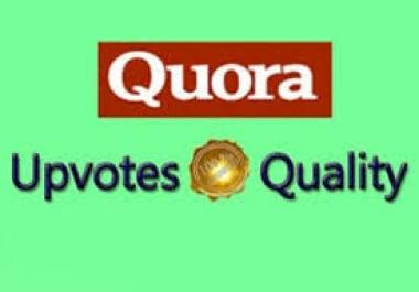 160+ HQ worldwide quora upvotes