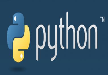 Python Data grabber + automatic plotting script