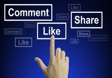 I need 100 linkedin post likes every day