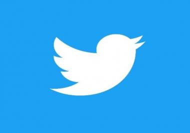 10,000 Twitte Non Drop