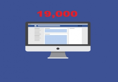 Facebook Fan Page for sale with 19K fans
