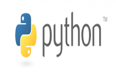 hiring python developer for simple project