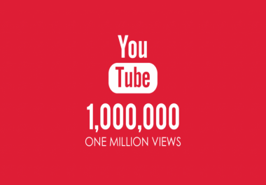 1 million Youtube engagement