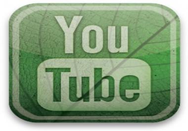 need 300 youtube subscribers