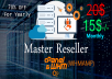 /Monthly/ Master Reseller, WHM/cPanel/WHMAMP, Start H... for <span class=