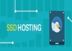 FULL SSD Web Hosting | UNLIMITED | Wordpress | SSL | for $1
