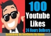 Start Instant 100 Safe YouTube Likes In Your Video